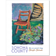 Sonoma County CA - The Garden Repose