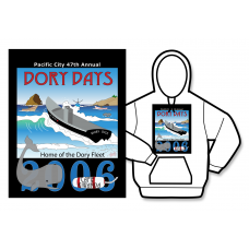 2006 Dory Days Poster Hoodie