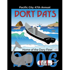2006 Dory Days Poster