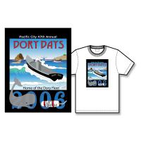 2006 Dory Days Poster Tee Shirt