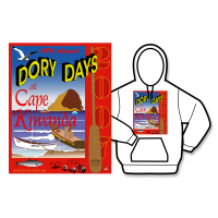 2007 Dory Days Poster Hoodie