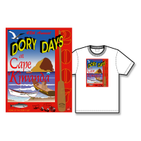 2007 Dory Days Poster Tee Shirt
