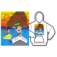 2010 Dory Days Poster Hoodie