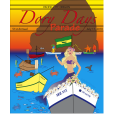 2010 Dory Days Poster