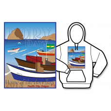 2013 Dory Days Poster Hoodie