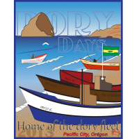 2013 Dory Days Poster