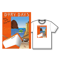 2014 Dory Days Poster Tee Shirt