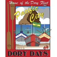2015 Dory Days Poster