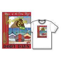 2015 Dory Days Poster Tee Shirt