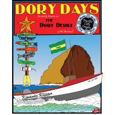 2016 Dory Days Poster
