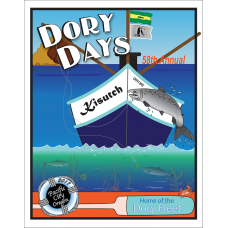 2017 Dory Days Poster