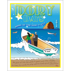 2018 Dory Days Poster