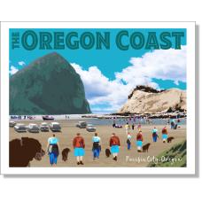 Remeber the Days - The Oregon Coast