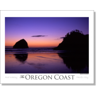 Pacific City - Haystack Rock and Cape Kiwanda - Rod Whaley