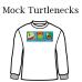 Pacific City Dorys on Tee's, Racerbacks, Mock Turtlenecks and Hoodies