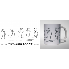 Shore Birds No.4 Mug by Rod Whaley