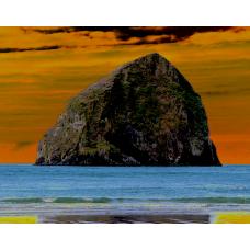 Haystack Rock - No.9707