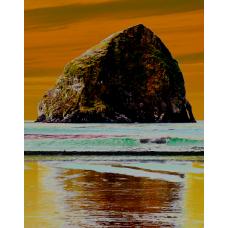 Haystack Rock - No.9958